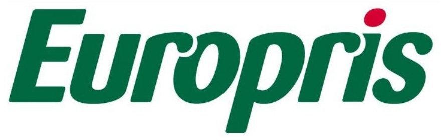 Europris sin logo