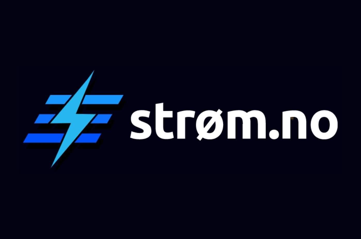 Strøm.no sin logo