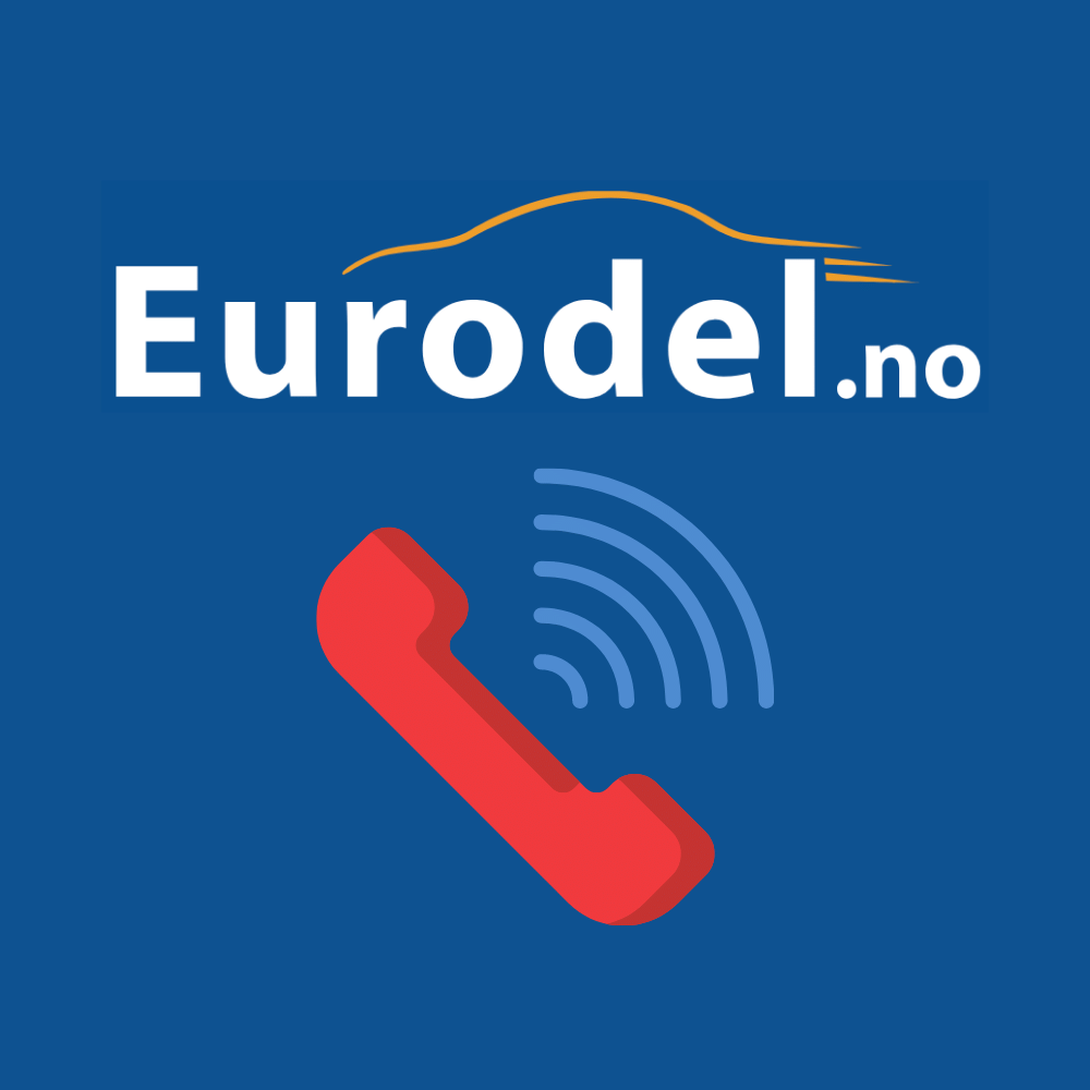 Illustrasjon som viser våre erfaringer med Eurodel sin kundesupport på telefon (TLF)