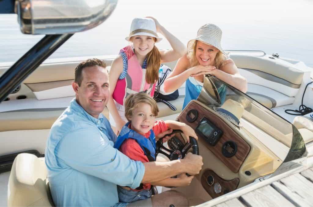 Beste og billigste båtforsikring og forsikring av båt